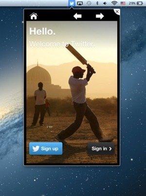 Menu-app-for-twitter