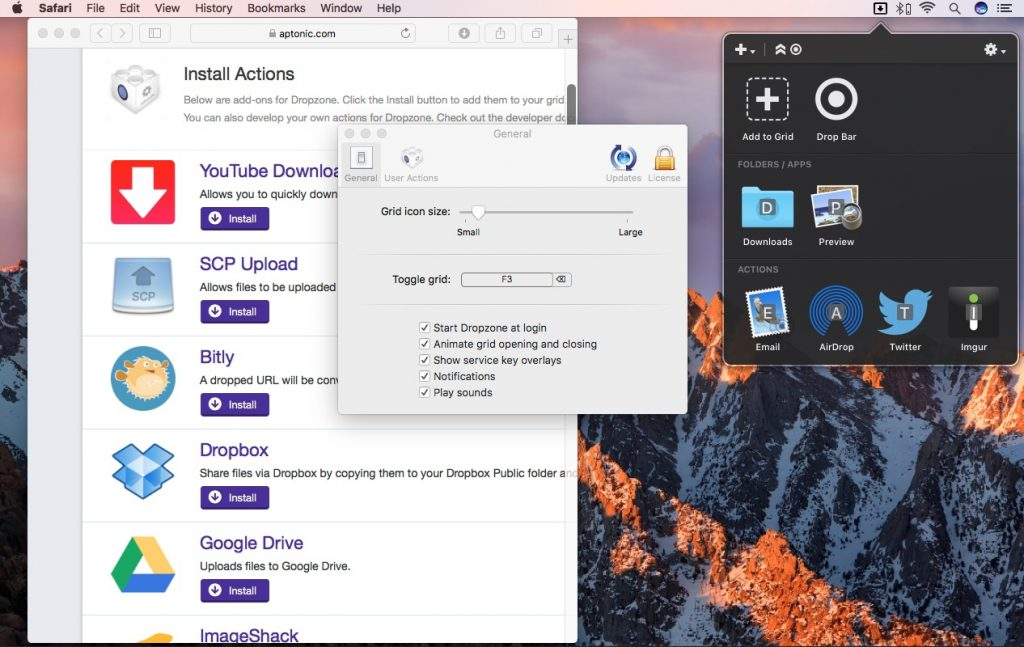Files & Folders - MacMenuBar com