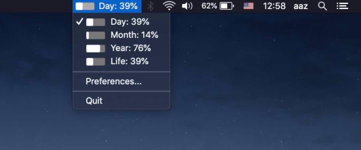 Progress-bar-osx