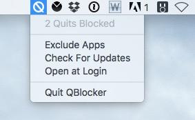 Qblocker