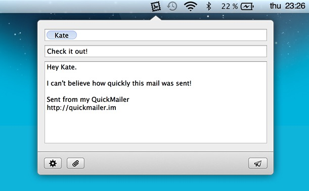 Quickmailer